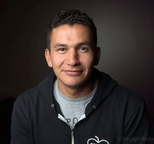 Wab Kinew, the new host of