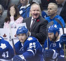 Randy Carlyle is itching to get back behind the bench.