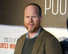 FILE - This Jan. 21, 2014 file photo shows American film producer and director Joss Whedon at the screening of