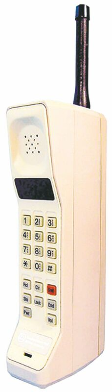 1990-style cellphone