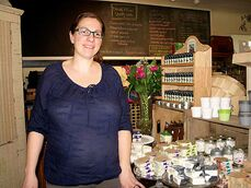 Monique Buckmaster recently moved her Red River General Store from Narol to the North End.