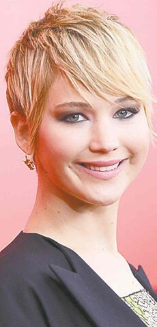FILE - In this Nov. 20, 2013 file photo, actress Jennifer Lawrence attends a special screening of