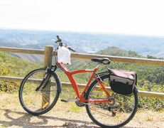 Self-guided bicycle tours provide independence, but also the convenience of having luggage transported to pre-arranged accommodation.