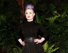 FILE - This Saturday, Feb. 14, 2015 file photo shows, Kelly Osbourne at the Christian Siriano fashion show at Artbeam, in New York. Osbourne is exiting