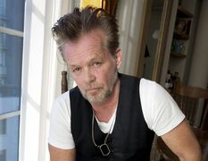 FILE - In this Sept. 22, 2014 file photo, singer-songwriter John Mellencamp poses for a portrait to promote his 22nd album