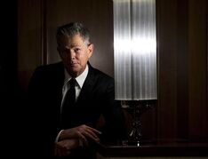 Canadian music producer David Foster poses in Toronto on Tuesday, November 25, 2014. THE CANADIAN PRESS/Nathan Denette