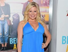 FILE - In this June 25, 2014 file photo, Megan Hilty arrives at the New York premiere of