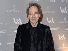 CORRECTS SHOW PREMIERE DATE TO TUESDAY - OCT 21 - FILE - In this Oct. 16, 2012 file photo, actor Harry Shearer poses at V&A Hollywood Costume Dinner at V&A Museum in London. Shearer portrays President Richard Nixon in