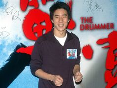 FILE - In this Oct. 8, 2007 file photo, Hong Kong actor Jaycee Chan poses for photo upon arrival for