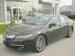 The all-new 2015 Acura TLX was designed with luxury and comfort in mind.