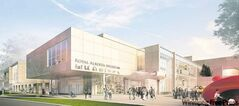 Many feel the design-build bid process for the Royal Alberta Museum in Edmonton, which included a requirement for a guaranteed final cost, resulted in an uninspired design.