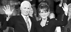 Ed Harris and Julianne Moore as John McCain and Sarah Palin