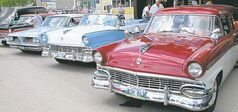 The 10th annual Cruisin' Gimli Beach car show will take over the scenic Interlake town on July 8.