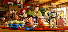 For the kids, animated 3-D entertainment includes the long-anticipated Pixar blockbuster Toy Story 3 on June 18.