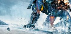 Special-effects house Industrial Light & Magic was challenged by Pacific Rim�s giant warrior robots.