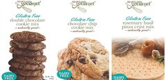 Heartland Gourmet cookie packaging, subject of a recall, are shown. THE CANADIAN PRESS/HO, Canadian Food Inspection Agency