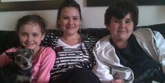 Winnipeg police released this new photo of Emily Cablek and her children, Abby and Dominic Maryk. Missing for close to four years,  Dominic and Abby, now 11 and 9, were found Friday in Mexico.  The children are now back in Canada with their mother.