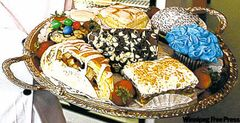Pastries at Dessert Sinsations