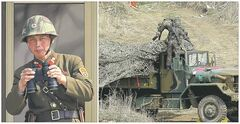 Lee Jong-hoon (left); Lee Jin-man (right) / The Associated Press