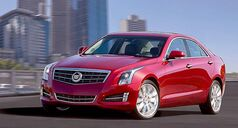 Slightly smaller than the CTS, the ATS gives Cadillac a serious player in the entry-level luxury-car segment.
