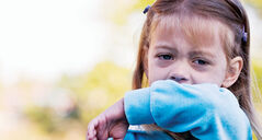 Whooping cough has a characteristic sound and is highly contagious.