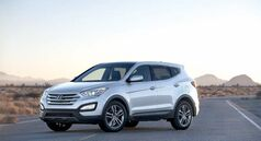 It may be the lowest priced model in its class, but the Hyundai Santa Fe Sport, is still packed with features. Both these factors surely helped it win.