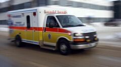 The Progressive Conservatives, citing information obtained through freedom of information legislation, said there were more than 100 hours in 2012 when ambulances were not available in the city of Winnipeg.
