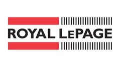 The corporate logo for Royal LePage is shown. THE CANADIAN PRESS/HO