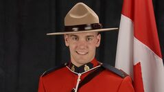 The late RCMP Const. Douglas Scott, was shot and killed in 2007 after responding to an impaired driving complaint in Kimmirut, Nunavut. THE CANADIAN PRESS/HO, RCMP