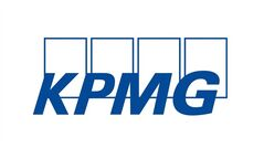 The logo of KPMG is shown. THE CANADIAN PRESS/HO