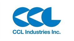 The logo of labelling and packaging company CCL Industries Inc. is shown. THE CANADIAN PRESS/HO