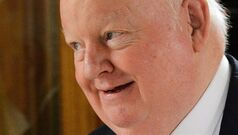 Senator Mike Duffy leaves Parliament Hill on May 9, 2013 in Ottawa. THE CANADIAN PRESS/Sean Kilpatrick