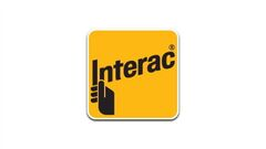 The Interac logo is shown. THE CANADIAN PRESS/HO