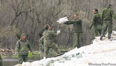 JOE BRYKSA / WINNIPEG FREE PRESS ARCHIVES