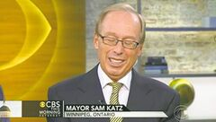 Mayor Sam Katz on CBS This Morning.