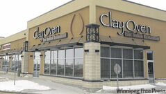 The south Winnipeg Clay Oven, located in the Kenaston Common shopping area, was great on one visit, significantly less so on another.