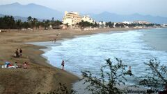 The beaches around Manzanillo are as long and beautiful as those anywhere.