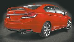 2013 Honda Civic Si Sedan: Are Honda�s upgrades enough to save the Civic?