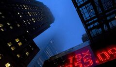 Toronto's financial district is pictured December 30, 2011. THE CANADIAN PRESS/Frank Gunn