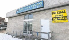 Mom-and-pop video stores like Phat Cat Video have gone out of business recently.