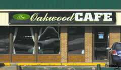 Don't let its outward appearance fool you — the Oakwood Cafe at 660 Osborne St. Is an excellent dining destination.