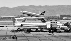 US Airways and American Airlines would have a strong presence in big U.S. cities, and it's unclear how many sites would survive a merger.