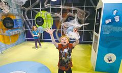 KEN GIGLIOTTI / WINNIPEG FREE PRESS ARCHIVES Kids enjoy the Manitoba Children's Museum. It is facing a $21,000 funding cut.