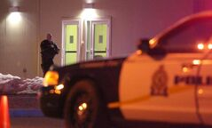 Brandon police were called to the Motel 6, on the Trans-Canada Highway, on Wednesday evening.