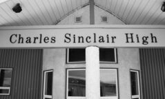 Charles Sinclair School, on the Fisher River Cree Nation, has a graduation rate that would be the envy of most Winnipeg high schools.