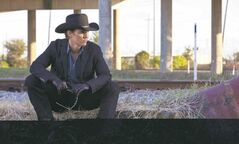 Matthew McConaughey as Killer Joe Cooper.