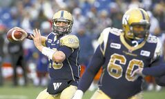 Quarterback Justin Goltz will likely be given a legitimate opportunity to show the coaching staff what he offers in 2013.