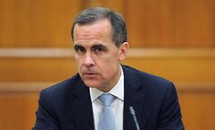 Bank of Canada Governor Mark Carney appears at a Commons finance committee on Parliament Hill in Ottawa on Tuesday, April 24, 2012. Carney is warning the Canadian recovery may be running out of fuel. THE CANADIAN PRESS/Sean Kilpatrick