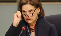Privacy Commissioner Jennifer Stoddart in Ottawa on March 1, 2012. THE CANADIAN PRESS/Sean Kilpatrick