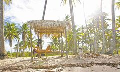 The island of Boipeba offers simplicity and isolation.